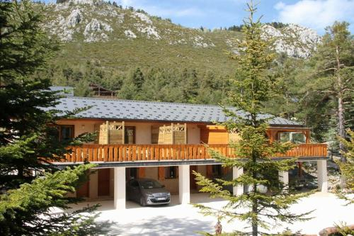 Le Cytise : Guest accommodation near Andon