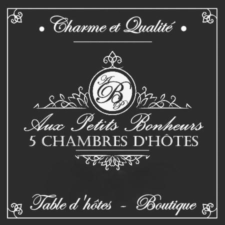 Aux Petits Bonheurs : Guest accommodation near La Couture