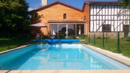 la cure : Bed and Breakfast near Arnancourt