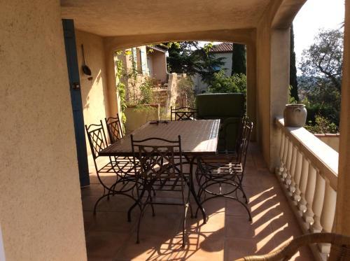 Bellevue : Guest accommodation near Saint-Mandrier-sur-Mer