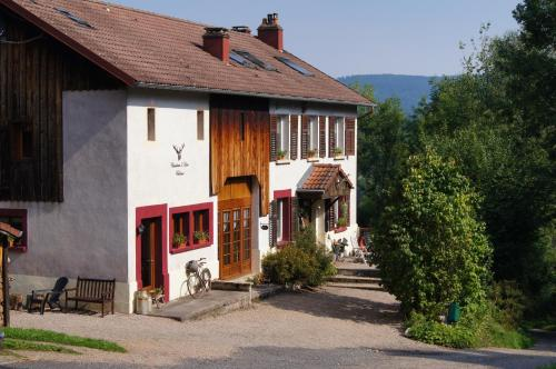 Chambres d'hôtes Bellevue : Bed and Breakfast near Pair-et-Grandrupt