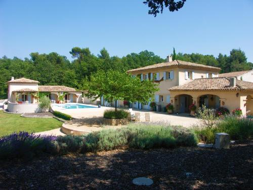 La Bartavelle : Bed and Breakfast near Châteauneuf-le-Rouge