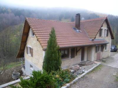 Ferme du Mouton Noir : Bed and Breakfast near Ranspach
