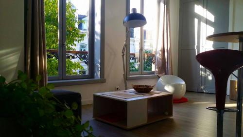 Studio Lille-Republique : Apartment near Templemars