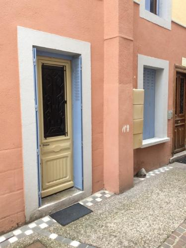 Studio Porteille d'Ax : Apartment near Montaillou