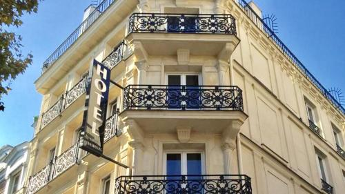 Hôtel Liège Strasbourg : Hotel near Paris 10e Arrondissement