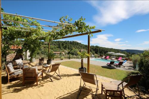 Le Figuier : Guest accommodation near Montselgues
