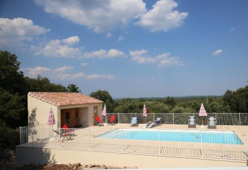 Maison Fleur : Guest accommodation near Rochegude