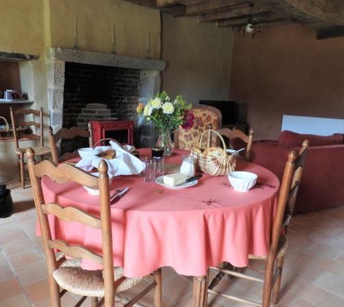 Gîte la Véralière : Guest accommodation near Massais