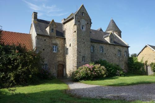 Manoir de la Guerrie : Guest accommodation near Laulne