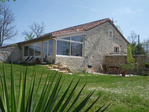 La Bergerie : Guest accommodation near Fargues