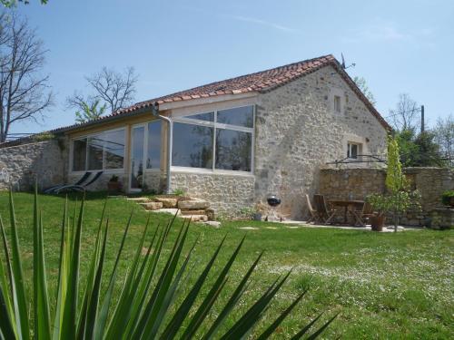 La Bergerie : Guest accommodation near Carnac-Rouffiac
