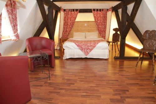 Auberge du Rempart : Hotel near Oberhergheim