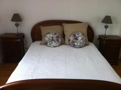 Petite escale Vivonnoise : Guest accommodation near Saint-Laurent-de-Jourdes