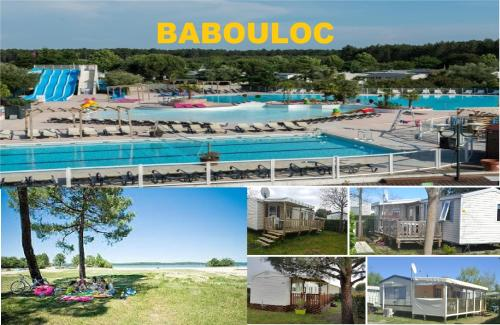 babouloc : Guest accommodation near Ychoux