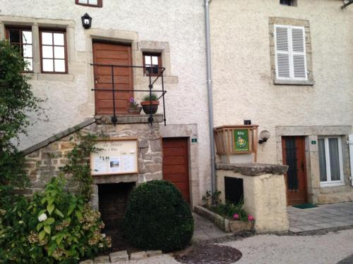La Saônoise : Bed and Breakfast near Enfonvelle