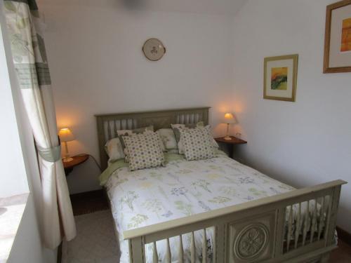 L'Etable du Moulin : Guest accommodation near Illifaut