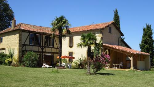 Le Cabanné : Guest accommodation near Mirande