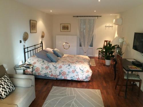 Villa atmosphère à l'ile verte : Guest accommodation near La Tronche