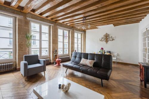 Private Apartment - Montorgueil - Les Halles : Apartment near Paris