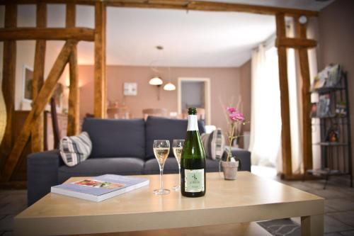 Gite Le Revers De Vignat : Guest accommodation near Coole