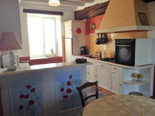 Gite Le Vrilly a Seuilly : Guest accommodation near Lerné