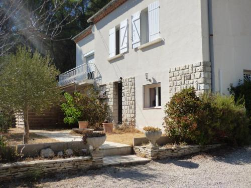 Villa chez Christophe & Marie : Apartment near Saint-Savournin