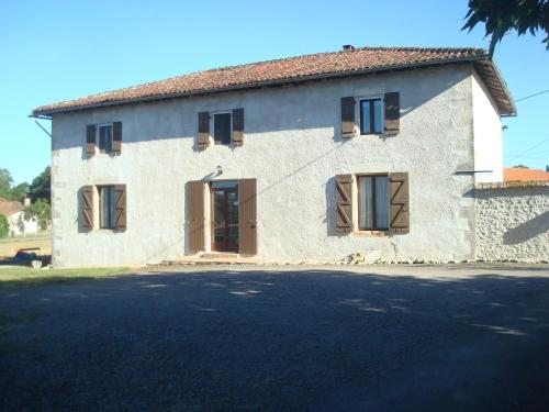 Dashnieuil : Bed and Breakfast near Beaulieu-sur-Sonnette