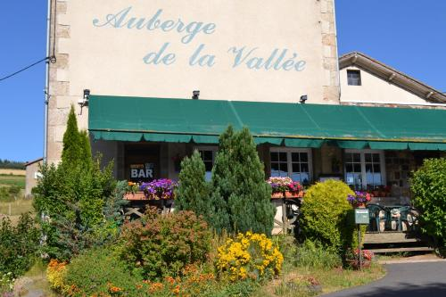 Auberge de la Vallee : Hotel near Saint-Paul-le-Froid