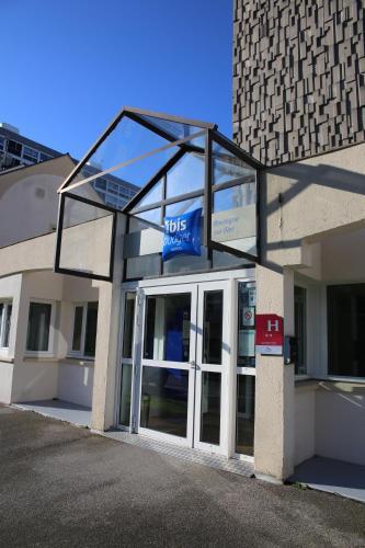 ibis Budget Boulogne Sur Mer Centre les Ports : Hotel near Outreau