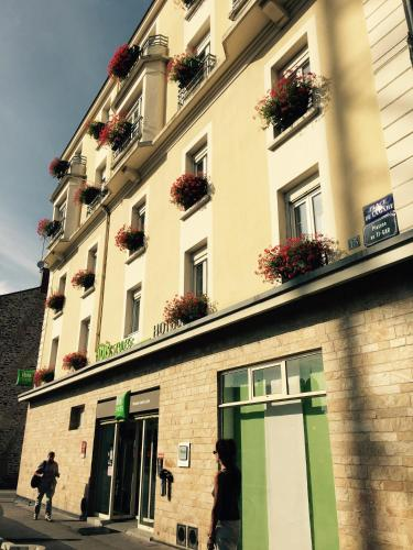 ibis Styles Rennes Centre Gare Nord : Hotel near Nouvoitou