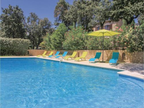 Five-Bedroom Holiday Home in Les Angles : Guest accommodation near Les Angles
