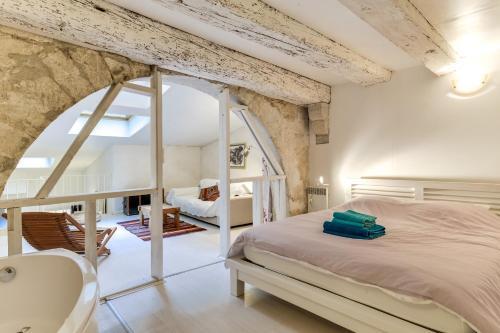 Welkeys Apartment - Rue des Fourbisseurs : Apartment near Avignon