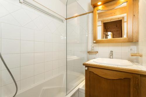 Apartment refuge de Bellachat : Apartment near Les Houches