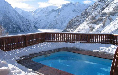 Odalys Chalet Le Ponton : Guest accommodation near Saint-Christophe-en-Oisans