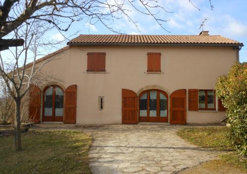 La Jasse De Blayac : Guest accommodation near Saint-Georges-de-Luzençon