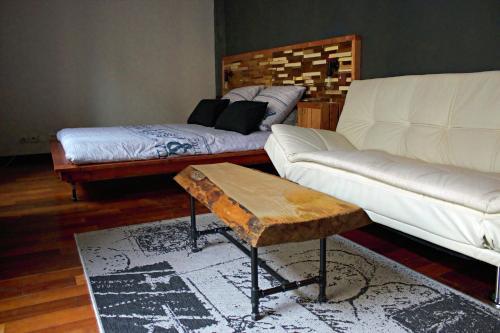 Studio Krutenau : Apartment near Strasbourg