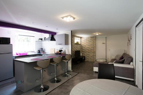 La Halte des Vignes : Apartment near Ebersheim