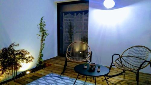 Bo Zen Lodge Biarritz : Bed and Breakfast near Ahetze