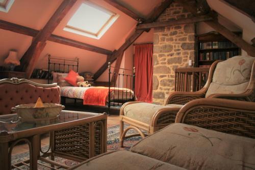 Wheel House Gite : Guest accommodation near Passais