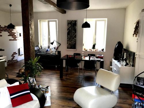 Appartement Quartier Historique : Apartment near Mulhouse