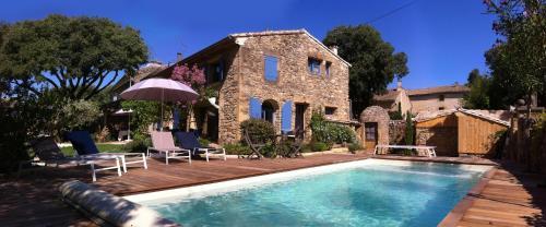 Le gite du Mazet : Guest accommodation near Vers-Pont-du-Gard