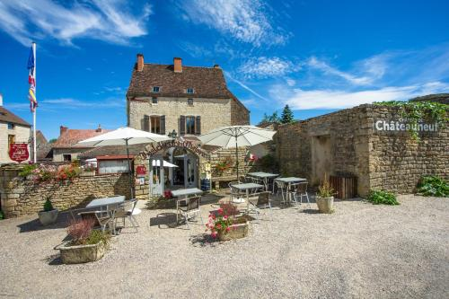 Hostellerie Du Chateau : Hotel near Chazilly