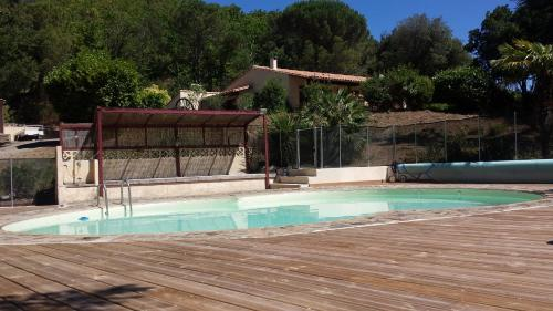 Villa Fourco : Guest accommodation near Saint-Vincent-d'Olargues