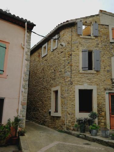 Le Gecko : Guest accommodation near Paziols