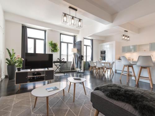 Vaste appartement hypercentre : Apartment near La Tronche