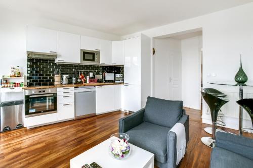 Puteaux Gare : Apartment near Puteaux