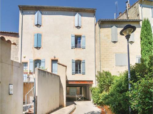 One-Bedroom Apartment in Uzes : Apartment near Arpaillargues-et-Aureillac
