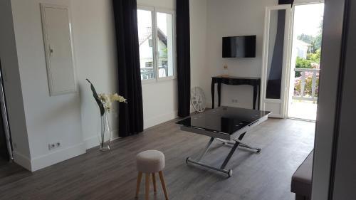 Appartement LES DUNES entre Biarritz et Hossegor : Apartment near Labenne