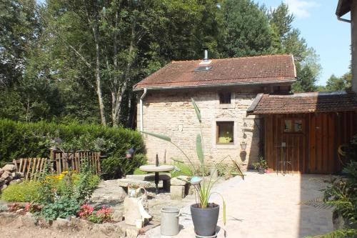 La Bergerie : Guest accommodation near Passavant-la-Rochère